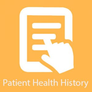 Online Patient Forms Link Icon